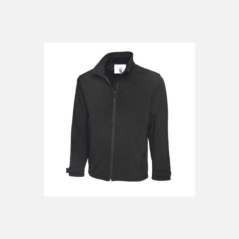 Premium Full Zip Soft Shell Jacket