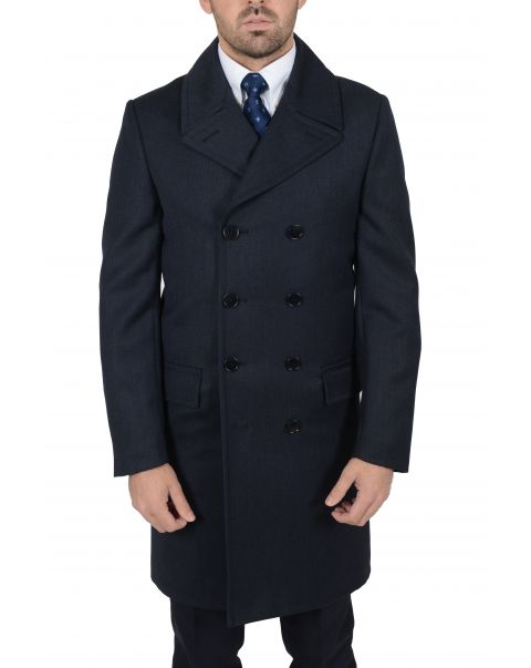 Lawrence Double Breasted Coat