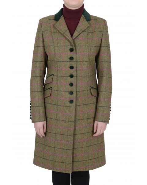 Cropped Chepstow Overcoat
