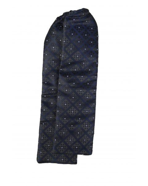Black Chequers Cravat