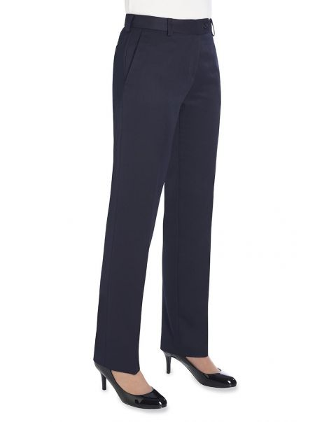 Aura Straight Leg Trousers