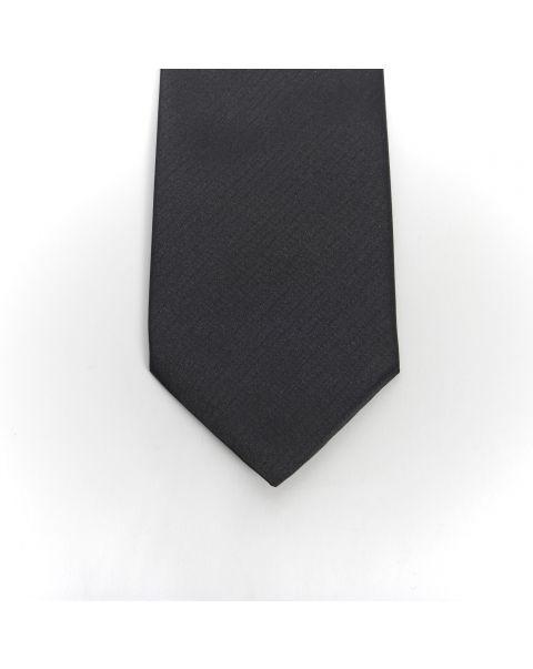 Black Directors Stripe Tie