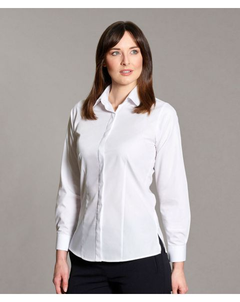Williams Concealed Front Blouse