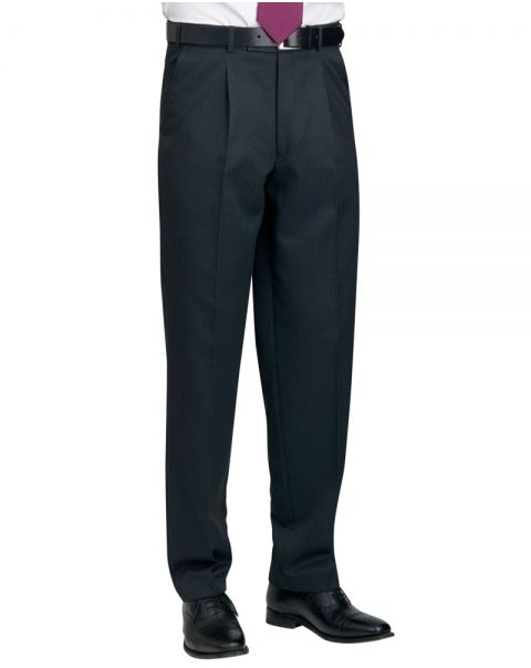 Delta Classic Fit Trousers