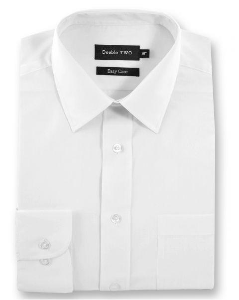 Classic Collar Dual Cuff Shirt
