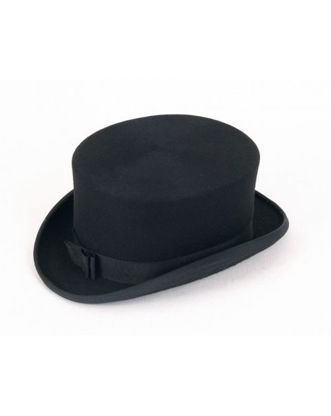 Ladies Matt Top Hat
