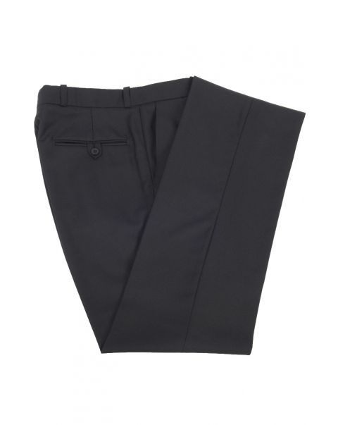 Staypressed Trousers - Pleated Front