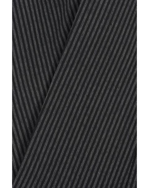 Number Three Stripe Trousers - Pleated Front