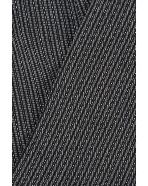 Number Two Stripe Trousers - Pleated Front