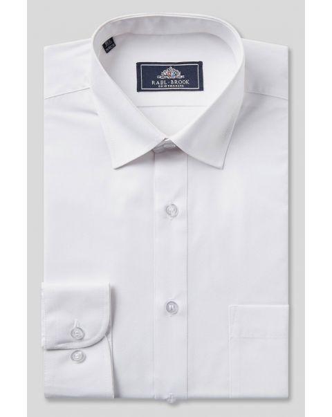 Classic Collar Single Cuff Shirt