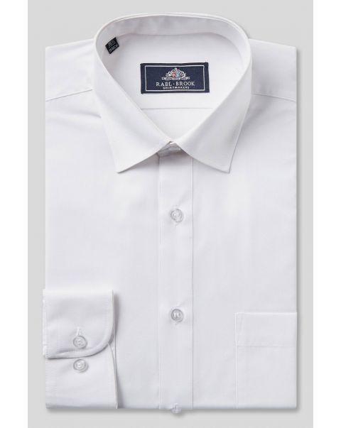 Classic Collar Single Cuff Extra Long Sleeve Shirt