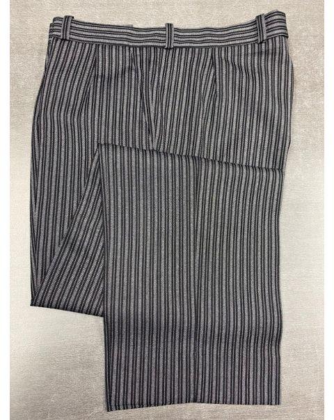 Striped Classic Fit Trousers - W37 x L31