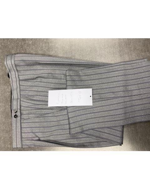 Striped Classic Fit Trousers - W36 x L28 1/2