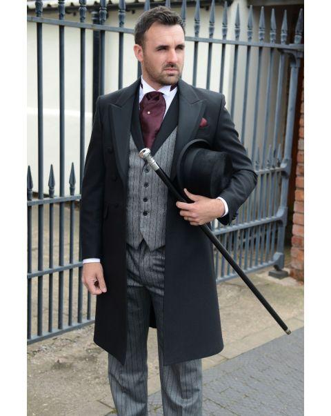 Satin Facing Frockcoat