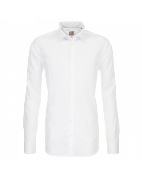 Classic Collar Single Cuff Tailored Fit Shirt
