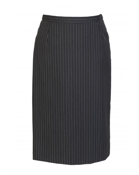 Number One Stripe Pencil Skirt
