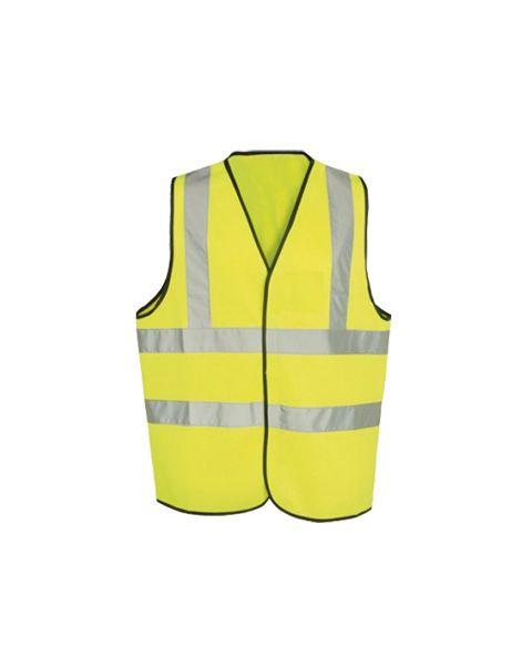 Sleeveless Safety Waistcoat