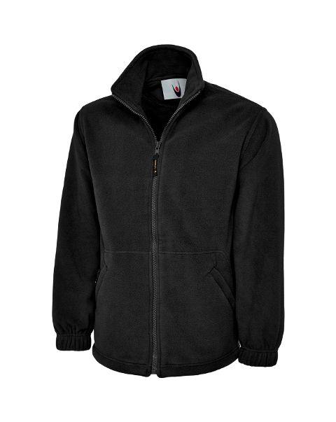 Premium Full Zip Micro Fleece