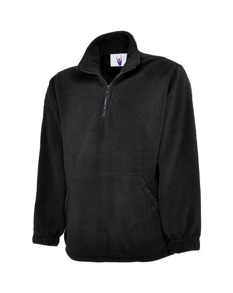 Premium 1/4 Zip Micro Fleece