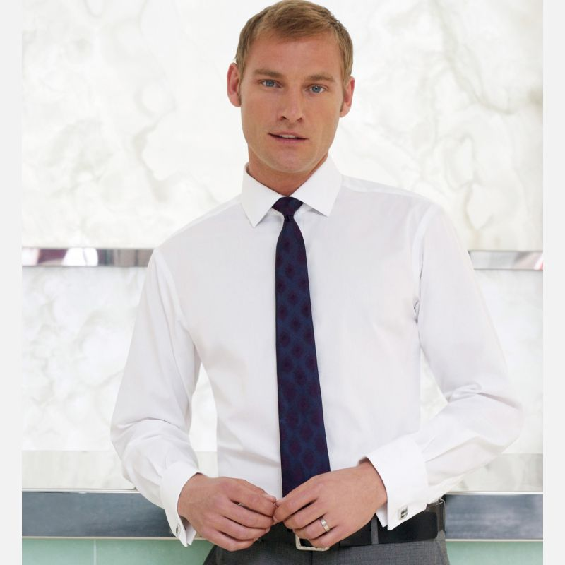 Chelford Slim Fit Cotton Shirt