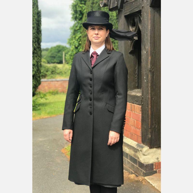 Chepstow Jacket - Velvet Trim