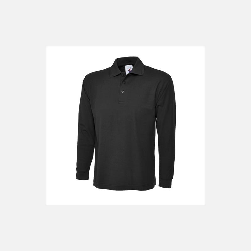 Long Sleeve Poloshirt