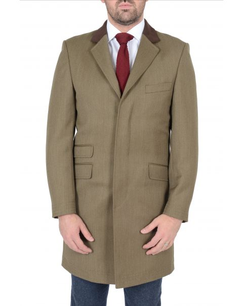 Lancaster Covert Coat