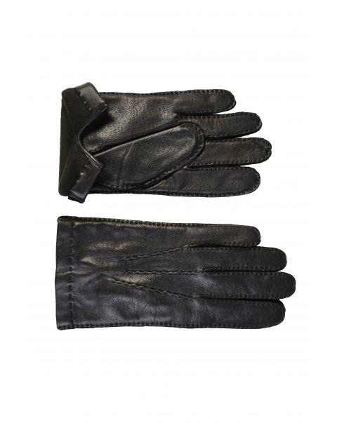 Warm Lined Pigskin Gloves