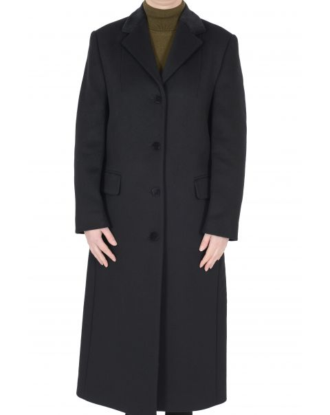 Chatsworth Black Overcoat