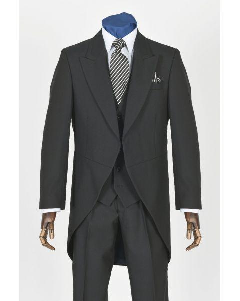 Tailcoat - Checked Trim