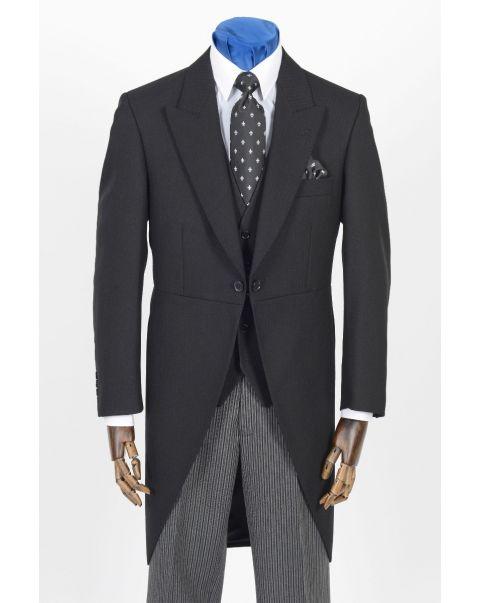 Gold Herringbone Tailcoat