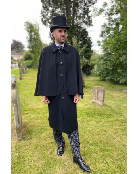 Inverness Cape with Sleeves