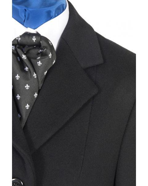 Overcoat - Plain Trim