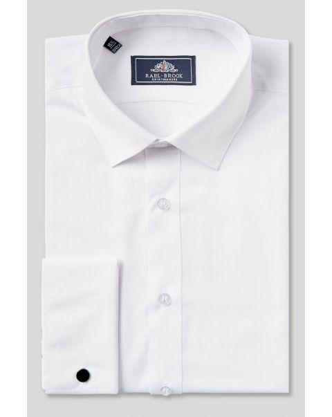Classic Collar Double Cuff Shirt