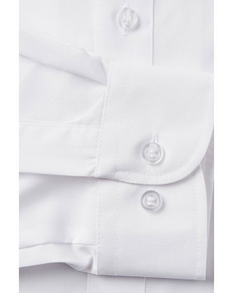 Classic Collar Single Cuff Tailored Fit Shirt