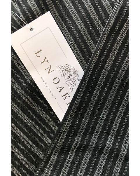 Striped Tailored Fit Trousers - W35 x L29 1/2