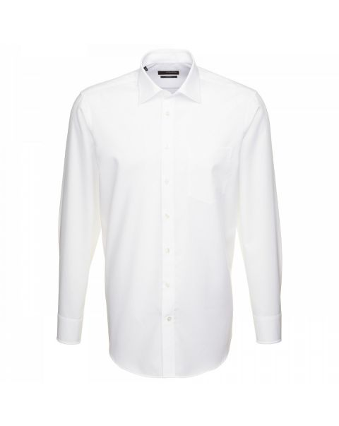 Classic Collar Single Cuff King Size Shirt