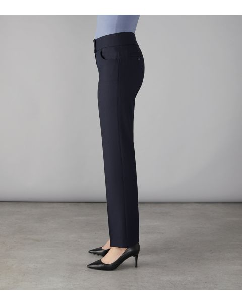 Wolfe Tailored Fit Trousers